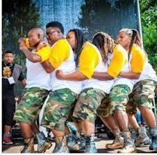 black lesbian bruh therhood steals from men of omega psi phi omicron psi omega photo credit instagram omicronpsiomega