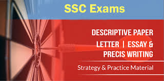 How To Solve Descriptive Paper Ssc Cgl 2016 Letter Writing 1