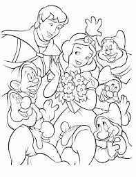 Step by step drawing of snow white. Disney Snow White Coloring Pages New Get This Snow White Coloring Pages Line T2bc7 Meriwer Coloring