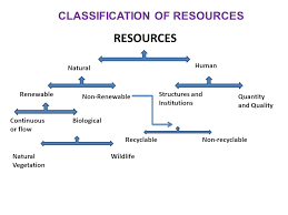 Flow Chart Of Classification Of Resources Resources And Development Ppt Video Online Download