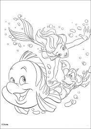 Disegni Della Sirenetta Ariel Da Stampare E Colorare Pianetabambiniit