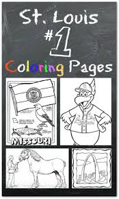 Free Coloring Pages Of St Louis