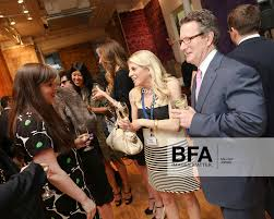Shoshanna Fischhoff, Hillary Schneider, Charles Hoppenstein at Young  Friends of the Taubman Institute Spring Fundraiser / id :