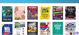 Flyer Making Online Top 5 Kostenlose Online Flyer Making Websites