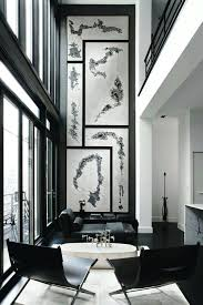 black and white office decor. Black And White Home Office Decorating Ideas Luxury Decor Inspirations For Offices . D