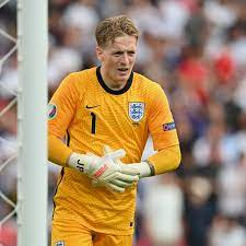Jordan Pickford breaks 55-year record moments before conceding first Euro  2020 goal - Mirror Online