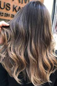 Coiffures Balayage Fantaisie 2019 Femmes Coiffures