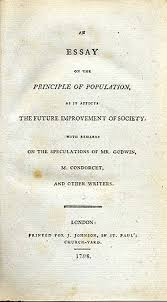 an essay on the principle of population wikisource the  an essay on the principle of population jpg