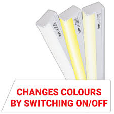 Colour Changing Tube Light 3 In 1 T5 Colour Changing Led Tube Light 22 Watts 2200