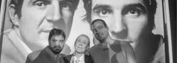 Resultado de imagem para Teatro - fotos de Patricia Niedermeier interpretando François truffaut
