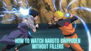 How To Watch Naruto Shippuden Without Fillers? Complete guide on Watch Naruto  Shippuden Episode Without Fillers Here