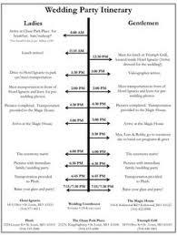 Wedding Schedule 165 Best Wedding Day Timeline Images Dream Wedding Perfect