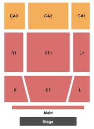 Clearwater River Casino Tickets In Lewiston Idaho Seating