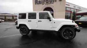 jeep wrangler 2015 white. 2015 jeep wrangler unlimited sahara white fl686113 everett snohomish youtube h