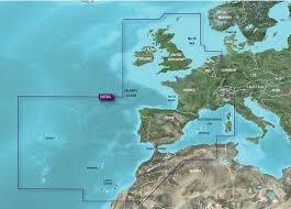 Bartons Cove Depth Chart Garmin Bluechart G3 Vision Eu722l Europe Atlantic Coast