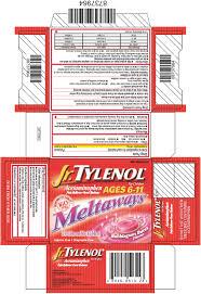 Tylenol Junior