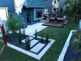Landscape Design For Small Backyards Cool Design Inspiration