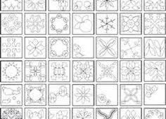 Laura Brown (lauraellenmcgre) on Pinterest & Free Hand Quilting Templates - Bing Images Adamdwight.com