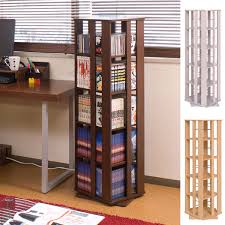 rotating comic book racks 5 cd dvd comic book comic books sentence kuramoto bookshelf rotating bookshelf space 05p12oct15