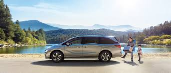 2020 Honda Odyssey Trim Levels Comparison