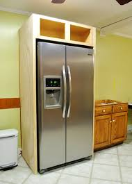 what is a built in refrigerator. Modren Built Itu0027s Definitely An Upgrade From The Unbuiltin Version Right Throughout What Is A Built In Refrigerator G