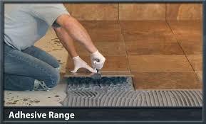 adhesive range