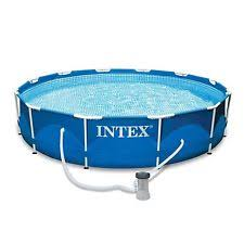 intex above ground swimming pool. Intex 12\u0027 X 30\ Above Ground Swimming Pool