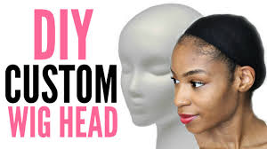 how to make your wig head bigger to fit your head