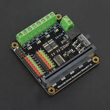 DFR0548 <b>Micro bit</b> Driver <b>Expansion</b> Board