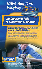 easy pay financing up to 12 months same as cash