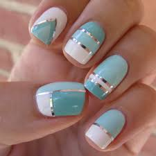 Nail art for prom - how you can do it at home. Pictures designs ...