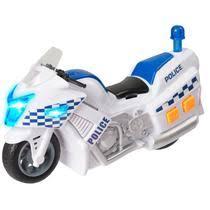 <b>Полицейский мотоцикл HTI</b> Teamsterz со светом и звуком купить ...