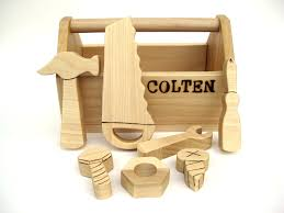 wooden toy tools. tools - personalized toy wooden handmade toy. $45.00, via etsy. c