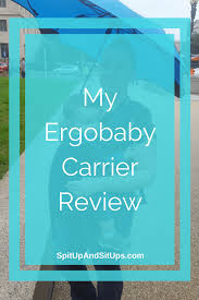 Ergobaby Review: My Love Affair with the Ergobaby Carrier - Spit Up ...