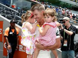 Second Test: Aussie opener David Warner reveals daughter Indi Rae as good  luck charm   The West Australian