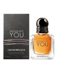 <b>Giorgio Armani</b> | <b>Stronger With</b> You EDT - For Him | MYER
