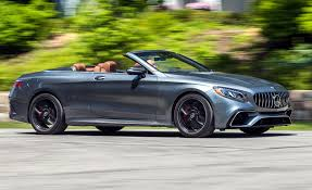 Découvrez la berline s 65 amg 2020. 2018 Mercedes Amg S63 Cabriolet Test Power And Glory Review Car And Driver