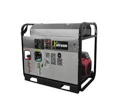 honda diesel generator. XStream Gas Hot Water Honda 24Hp Diesel Burner 5.6gpm 3500psi 120V Generator 6
