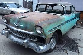 Two Tone Original: 1956 Chevrolet Bel Air