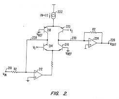 voltage attenuator ~ wiring diagram components Trailer Diode Wiring Diagram patent ep0630105a2 voltage controlled attenuator for drawing constant voltage transformers shunt voltage regulator using trailer diode wiring diagram