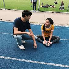 Noah centineo, benedict cumberbatch, sebastian stan, sam holland, the holland brothers and tom holland wallpapers. Noah Centineo And Lana Condor Working Out Together Popsugar Fitness