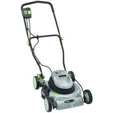electric hand lawn mower. corded electric lawn mower 50518-50518 - the home depot hand
