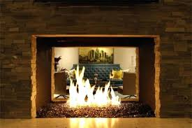 outdoor fireplace 2 sided the two frames living room on other side double kits fireplace kit indoor prefabricated outdoor fireplaces double sided