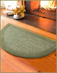 half moon hearth rugs home design ideas pertaining to round plans 7