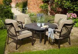 garden furniture wrought iron. Cream Metal Garden Furniture Sets Wrought Iron With Fire Pit