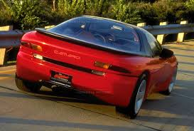 Concept Car of the Week: Chevrolet California Camaro IROC-Z (1989 ...