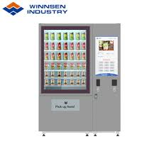 Refrigerated Vending Machines For Sandwiches Awesome China Refrigerated Salad Sandwich Bread Vending Machine With 48 Inch