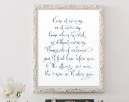printable art irish blessing wall art come at evening or at morning guest room decor guest room wall art foyer print blue and white entry on irish blessing wall art with printable art irish blessing wall art come at evening or at