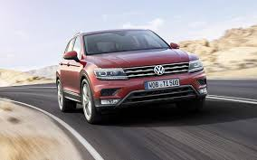 new car release malaysiaAllNew Volkswagen Tiguan Set For CKD In Malaysia 2017 Launch