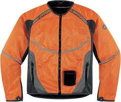 icon anthem mesh jacket jackets textile orange icon textile jackets icon leather gloves attractive
